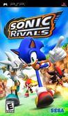 PSP Sonic Rivals 音速小子 競爭者(美版代購)