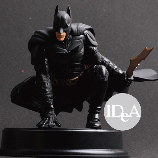 兒童節 最佳禮物 蝙蝠俠 BATMAN 黑暗騎士公仔 拼裝模型DIY  玩具 模型 組裝