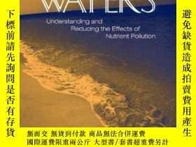 二手書博民逛書店Clean罕見Coastal Waters: Understanding And Reducing The Eff