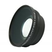 【聖影數位】ROWA 兩片式 0.45x 單眼專用鏡頭 40.5/46/52mm 外徑67 廣角+微距