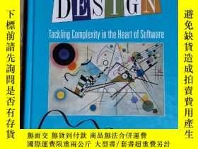 二手書博民逛書店Domain-Driven罕見Design:Tackling Complexity in the Heart of