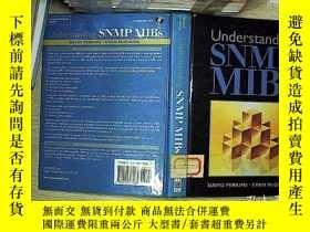 二手書博民逛書店Understanding罕見snmp mibsY203004