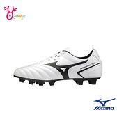 Mizuno足球鞋 大釘 專業比賽 室外足球鞋 足球釘鞋 寬楦足球鞋 MONARCIDA NEO II SELECT 美津濃 J9256