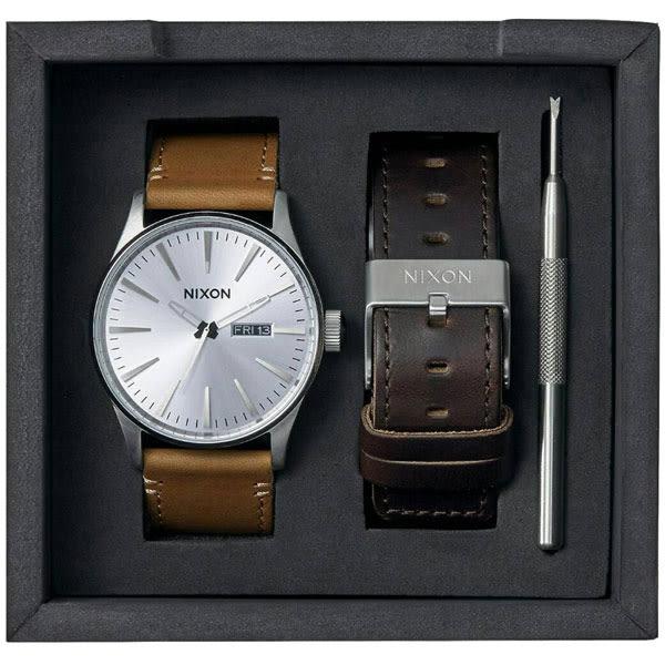 NIXON 冷冽爵士時尚套錶組-A1138-2592