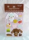 【震撼精品百貨】Sugarbunnies 蜜糖邦尼~造型貼紙『不織布』