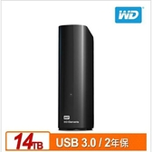 WD 威騰 Elements Desktop 14TB 3.5吋外接硬碟(SESN)