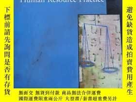 二手書博民逛書店英文原版:Employment罕見law for human resource practiceY367822