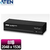 ATEN 8埠視訊分享器 VS138A