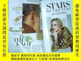 二手書博民逛書店HARPER S罕見BAZAAR MARCH 2019 NO 1