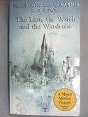 【書寶二手書T2/原文小說_GKY】The Lion, the Witch and the Wardrobe_C. S. Lewis