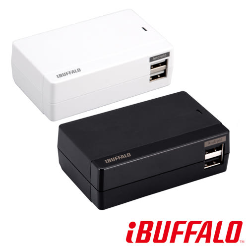 ★一次讓您充保四支行動裝置! ★Buffalo 4.8A 大電流 USB 充電座 (4port) AC05