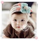 韓版雪紡花朵蝴蝶結髮帶 三色