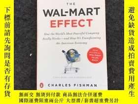 二手書博民逛書店THE罕見WAL-MART EFFECT(英文原版)Y236528 Charles Fishman Pengu