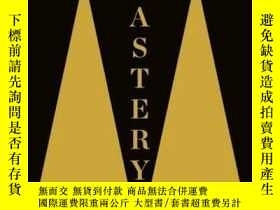 二手書博民逛書店羅伯特·格林:簡潔掌握罕見英文原版Concise Mastery Robert GreeneY335736 R