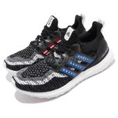 adidas 慢跑鞋 UltraBOOST CTY Series NYC 紐約 黑 藍 紅 男鞋 運動鞋 吸震中底 【PUMP306】 FV2587