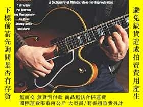 二手書博民逛書店Bebop罕見Licks For GuitarY256260 Les Wise Hal Leonard Cor
