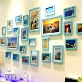 客廳照片墻裝飾相框墻相片墻掛墻組合夾子懸掛無痕釘網格HD【新店開業,限時85折】