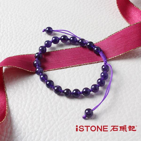 水晶編結手鍊-貴人魅力 (三材質選) 石頭記