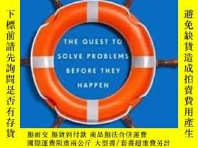 二手書博民逛書店Upstream:the罕見quest to solve problems before the happen逆流
