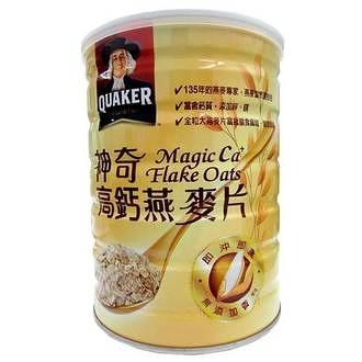 桂格 即沖即食 神奇高鈣 燕麥片 700g/罐【康鄰超市】