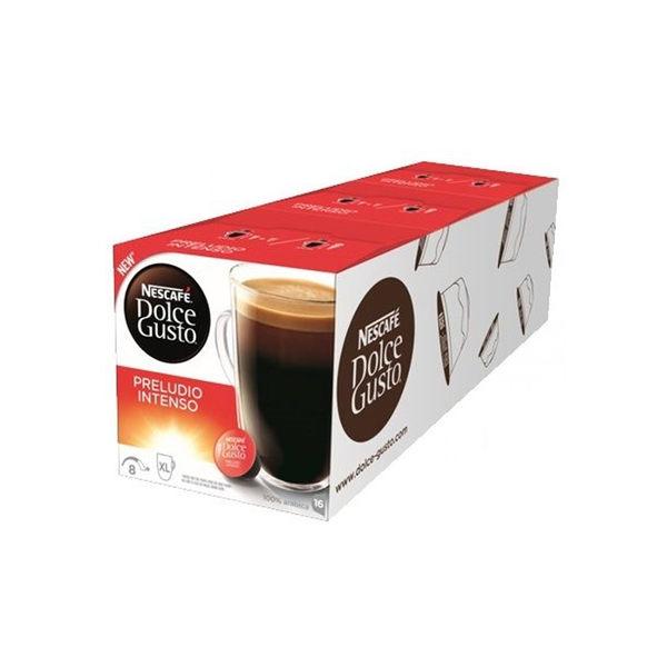 17購生活館   雀巢 DOLCE GUSTO 美式濃烈晨光咖啡膠囊16顆入*3盒 / 組