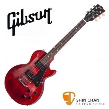 GIBSON 2017 Les Paul Faded T 電吉他 Worn Cherry 台灣總代理/公司貨 贈 GIBSON電吉他袋