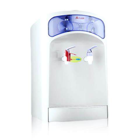 元山桌上溫熱飲水機+鹼性離子水12.5公升20桶