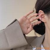 耳骨夾無耳洞女簡約耳環耳飾【公主日記】