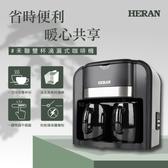 HERAN禾聯 雙杯滴漏式咖啡機 HCM-03HZ010