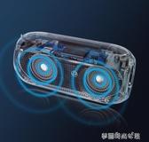 無線藍芽音箱小鋼炮超重低音炮大音量戶外家用隨身便攜式電腦手機車載鬧鐘『夢露時尚女裝』