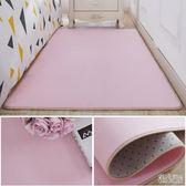 地毯臥室茶幾地毯臥室滿鋪可愛女生臥室床邊毯榻榻米地墊地毯客廳