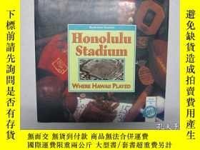 二手書博民逛書店Honolulu罕見Stadium(火奴魯魯體育場)12開Y24