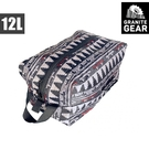 Granite Gear 1000263 70D ZippSack 輕量拉鍊式立體收納袋 (12L) / 城市綠洲