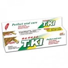 【T.KI】 鐵齒蜂膠牙膏 (20g/條)