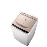 日立11公斤洗衣機BWV110BS