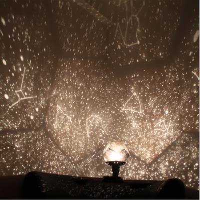 創意大人科學四季星空投影燈 浪漫星空燈安睡夜燈天體星相儀 SSJJG【時尚家居館】