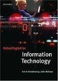 二手書博民逛書店《Oxford English for Information