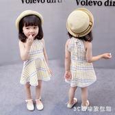 嬰兒裙子一歲洋氣小童女童2公主裙夏裝女寶寶春裝休閒洋裝0韓版1潮流LB14442【3C環球數位館】