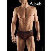 Aubade man-壞男人M-XL舒棉三角褲(明星)NEW