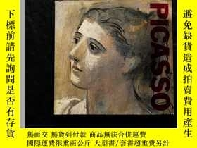 二手書博民逛書店罕見「 」【畢加索展1977年日本展(Exposition Picasso-Japon 1977)】(檢索:美術畫