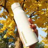 創意可樂瓶保溫杯不銹鋼韓版個性男女學生隨手杯運動水杯【限時八五折】