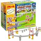 日本鐵道王國 新幹線高架軌道組.三種變化 TP14773 PLARAIL 公司貨