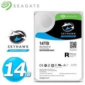 Seagate希捷 監控鷹【SkyHawk AI】14TB 3.5吋監控硬碟