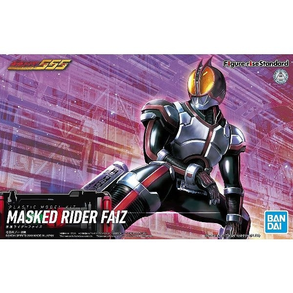 【BANDAI】組裝模型 Figure-rise Standard 假面騎士 FAIZ