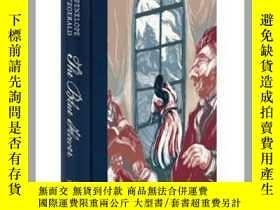 二手書博民逛書店The罕見Blue Flower 憂傷藍花(預訂)Y259188