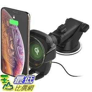 [9美國直購] 手機支架 iOttie Wireless Car Charger Auto Sense Qi Charging Automatic Clamping Dashboard Phone B07RBC21Z6