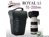 【聖影數位】Jenova 吉尼佛 皇家系列相機三角包 ROYAL 15 附防雨罩 18x16x30.5cm