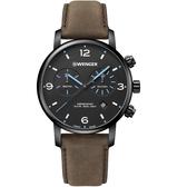 瑞士WENGER Urban Metropolitan都會時尚手錶 01.1743.112