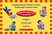 High-Frequency Readers Boxed Set (18 readers+CD+ 21 flashcards)