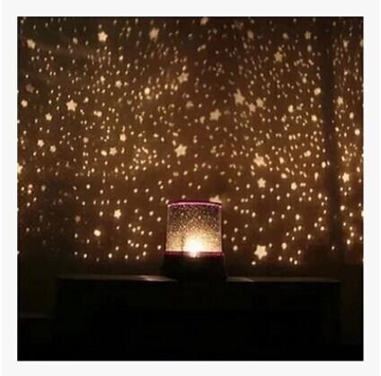 星空投影燈 星空伊人星空燈投影儀滿天星發光玩具創意星光燈兒童生日禮物【快速出貨八折鉅惠】